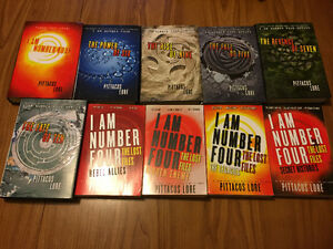Lorien Legacies - I Am Number Four Series Regina Regina Area image 1