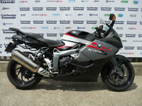 "BMW K1300S ""10 Plate 2010 in fantastic condition & Full BMW Service History"