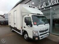 2016 FUSO Canter 7C18 38 AUTO INSULATED / REFRIGERATED Diesel Automatic