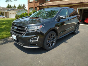 2015 Ford Edge Sport **ACCIDENT FREE**