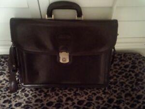 Briefcase by BUGATTI **NEW**.