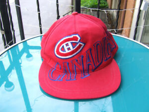 Montreal Canadiens Cap -  BRAND  NEW  - $8.00