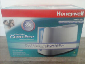NEW- Honeywell QuietCare Cool Mist Humidifier