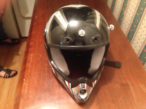 For Sale - Motorcycle Helmet - Make - ZOX Dion  Oshawa ON.