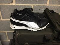 Puma golf shoes size 8