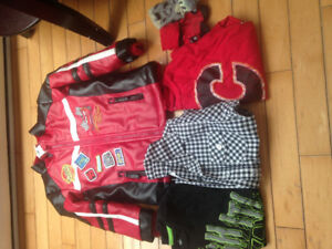 Boys clothing size 4