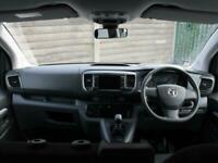 2020 Vauxhall Vivaro 3100 2.0d 120PS Sportive Double Cab Long Wheelbase L2H1 Low