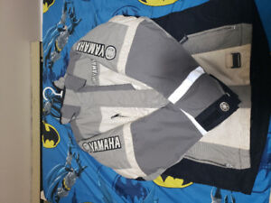 Yahma snow machine jacket
