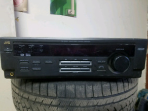 Jvc rx-5020v home theater receiver