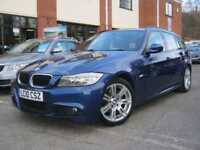 2010 10-Reg BMW 318I M-Sport Touring Auto, 2 OWNERS,RARE AUTOMATIC!!!!