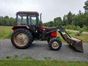 2004, 65 HP tractor,