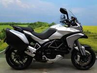 Ducati 1200 S Multistrada Touring 2013 *Genuine Miles and Full Ducati history*