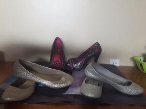Flats & heels