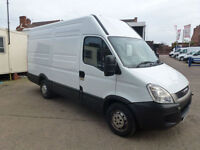 Iveco Daily S Class 2.3TD 35S11V MWB 2010 clean van