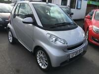 2008 Smart Fortwo 1.0 Passion Cabriolet 2dr