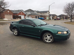 2002 Ford Mustang Coupe ($2500 OBO)
