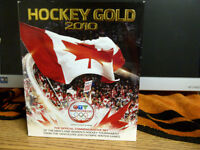 Team Canada gold hockey DVD set Complete!