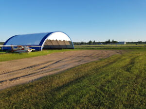 Airplane Hangar- For rent or sale