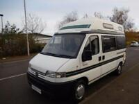 Autosleeper Symbol 2000 2 Berth End Kitchen Motorhome For Sale