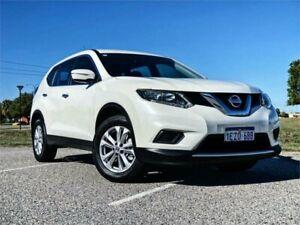 2016 Nissan X-Trail T32 ST (FWD) White Continuous Variable Wagon Rockingham Rockingham Area Preview