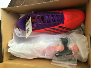 Adidas track and field athletisme shoes size US 9 sprint star 4w
