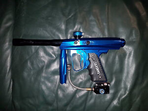 Custom Shocker SFT Paintball Marker