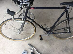 Nishiki Early 80's steel frame road bike excellent condition