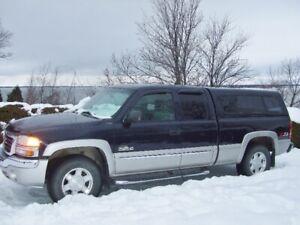 camion GMC 2005
