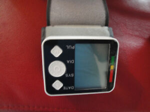 BLOOD PRESSURE MONITOR APPROVED BY WHO  BRAND NEW $40