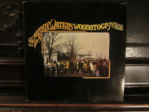 Muddy Waters - Woodstock Album Vinyl LP Peterborough Peterborough Area image 1