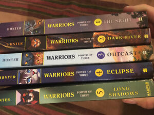 Warrior Book series and more