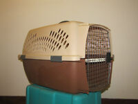 Pet carrying cage