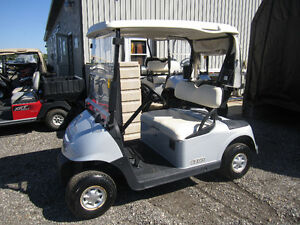 2012 EZ-GO RXV ELECTRIC GOLF CARTS * FINANCING AVAIL. O.A.C. Kitchener / Waterloo Kitchener Area image 4