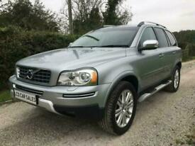 image for 2010 Volvo XC90 2.4 D5 EXECUTIVE AWD FULL VOLVO SERVICE HISTORY Estate Diesel Au