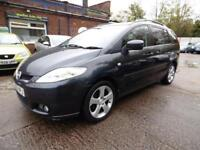 Mazda 5 2.0D SPORT 7 SEATER ( FINANCE AVAILABLE + LONG MOT + TINTED WINDOWS)