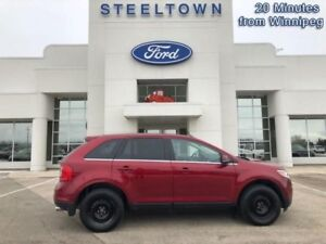 Ford Edge Limited Awd Leather Seats Bluetooth