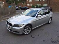 BMW 318i Silver Saloon *New Shape*