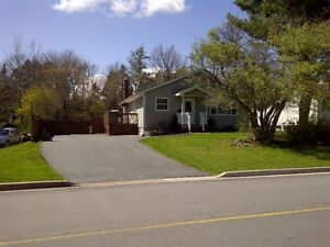 Fully renovated 4 bedroom bungalow on extra large lot