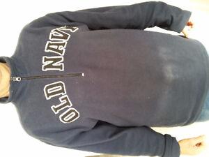 Men's Old Navy performance fleece pullover sweater large London Ontario image 2