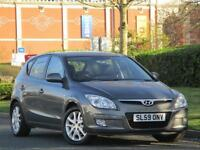 2009 Hyundai i30 1.4 Style 5 Door Petrol..1 OWNER + 8 SERVICE STAMPS
