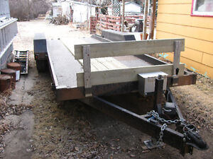Low Bed Trailer  23'