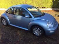 Volkswagen Beetle 1.9TDI 2003MY