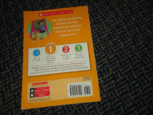 Scholastic Reader Level 1: Saturday Triplets: Teacher Trouble Kingston Kingston Area image 2