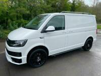 2019 Volkswagen Transporter T6 TDI STARTLINE SWB IN CANDY WHITE - EURO SIX Van S
