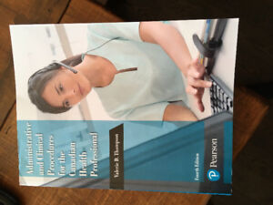 Administrative/Clinical Procedures textbook