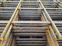 Mesh concrete reinforcement