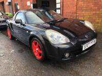 Toyota MR2 1.8 VVT-i Roadster 2dr **Car of the Week* *REDUCED**