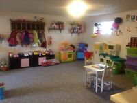 Cornwall Daycare 1 full time opening (JULY)