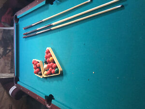Pool table for sale has to go tonight! Kitchener / Waterloo Kitchener Area image 2