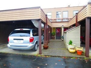 Lower Level Townhouse...FULLY UPDATED...park-like setting